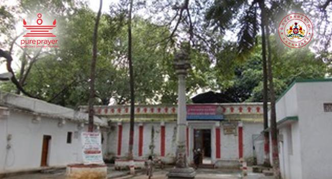 Karanji Anjaneyaswamy temple / ಕಾರಂಜಿ ಆಂಜನೇಯಸ್ವಾಮಿ ದ..
