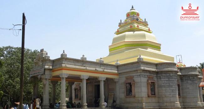 Kengal Hanumanthraya Temple, Kengal / ಕೆಂಗಲ್...