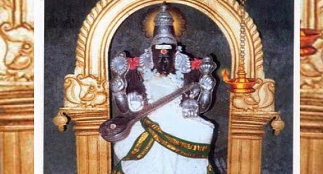 Koothanur Maha Saraswati Temple