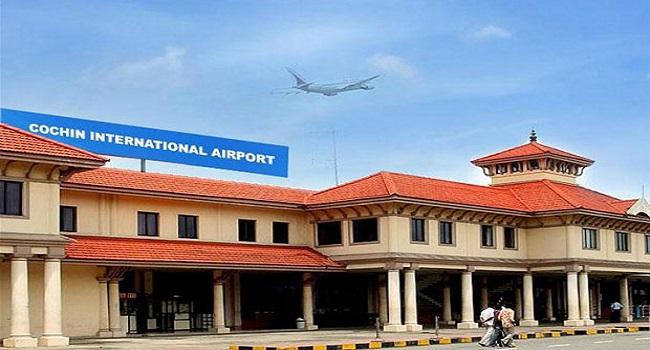 Kochi International Airport / കൊച്ചി...