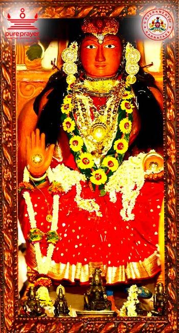 ಶ್ರೀ ಕ್ಷೇತ್ರ ರಾಜರಾಜೇಶ್ವರಿ ದೇವಾಲಯ – ಪೊಳಲಿ / Polali Rajarajeshwari Temple – Polali