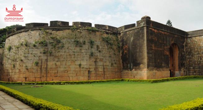 Tippu Sultan Summer Palace, K.R.Road / ಟಿಪ್ಪು ಸುಲ್ತಾನ..