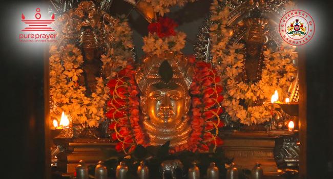 Sri Bhagandeshwara Temple – Madikeri