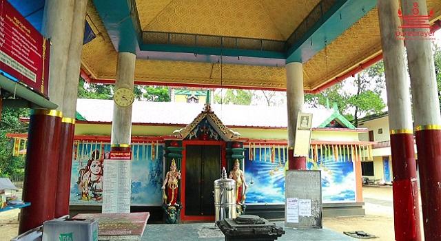Sree Vidya Prakasini Sabha Srikumara Subrahmanya Temple – Thrissur