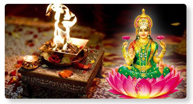 Sri Sukta Homa