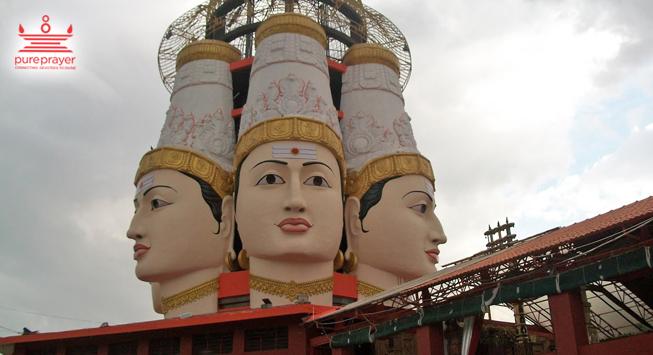 Sri Shrungagiri Shanmukha Temple, R.R.Nagar / ಶ್ರೀ...