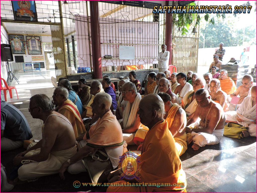 NSRS Mutt - Srirangam