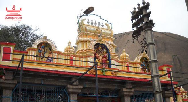 Sri Lakshmi Narasimhaswami Temple, Savanadurga / ಶ್ರೀ...