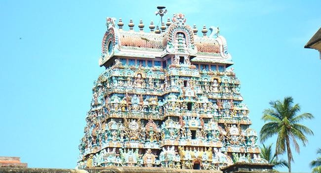 Jambukeswarar Temple / ஜம்புகேஷ்வரர் கோவில்