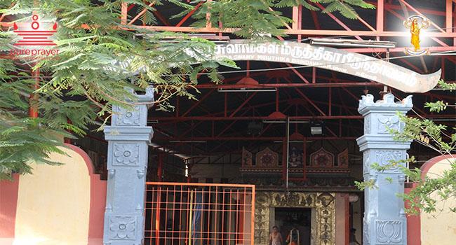 Sri Raghavendra swamy Brindavana Sannidhi – Erode