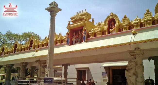 Banashankari Temple, Kanakapura Road / ಬನಶಂಕರಿ ಅಮ್ಮ...