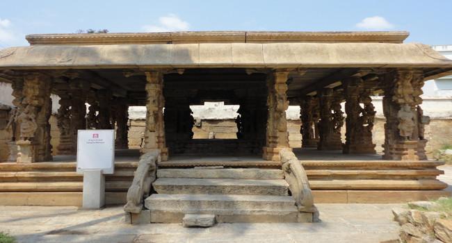 Someshwara Temple / ಸೋಮೇಶ್ವರ ದೇವಾಲಯ