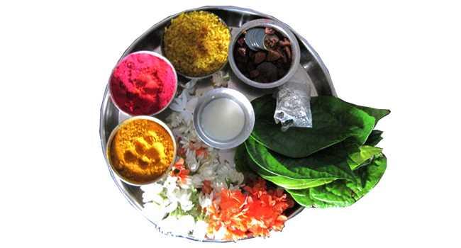 Hastodaka Seva / ಹಸ್ತೋದಕ ಸೇವೆ