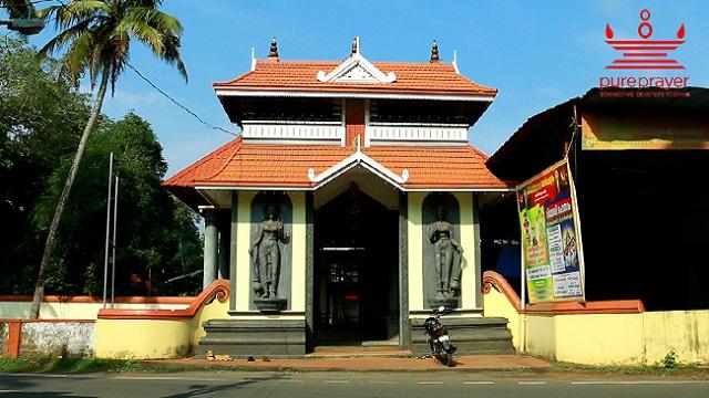 Manikyamangalam Sree Karthyayani Devi Temple – Ernakulam