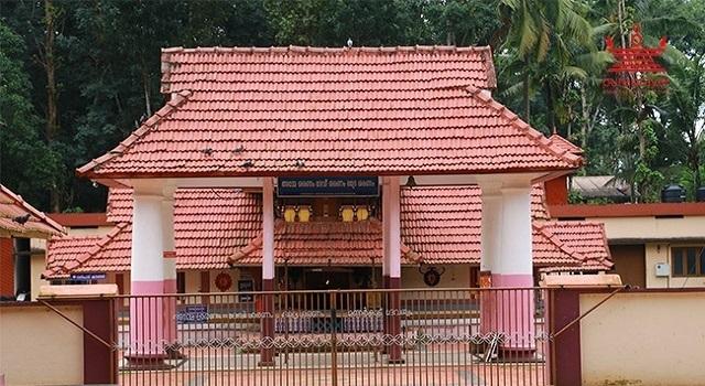 Sree Bhagawathi Temple Manarcaud – Kottayam