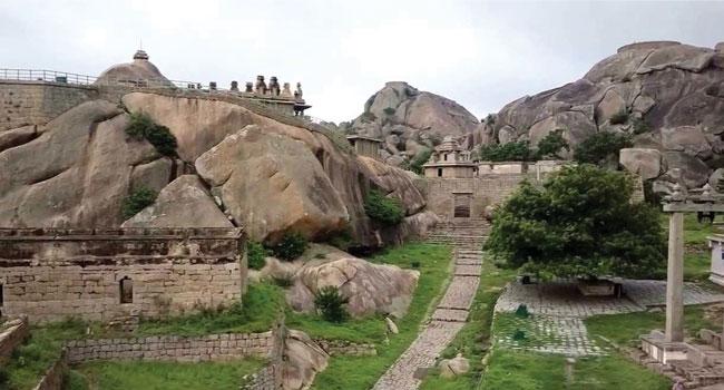 Chitradurga Fort / ಚಿತ್ರದುರ್ಗದ ಕೋಟೆ