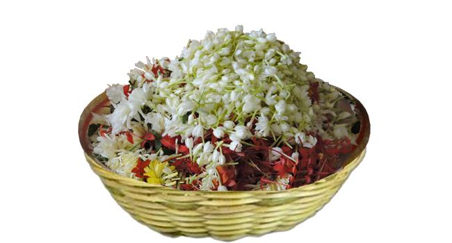 Flower Decoration Seva (For One Day) / ಹೂವಿನ ಅಲಂಕಾರ ಸೇವೆ (ಒಂದು ದಿನಕ್ಕೆ)