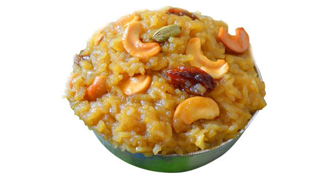 Sugar Pongal / ಸಕ್ಕರೆ ಪೊಂಗಲ್