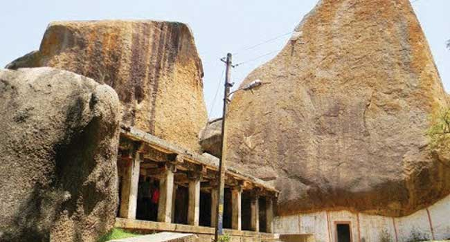 Chandravalli Caves /  ಚಂದ್ರವಳ್ಳಿ ಗುಹೆಗಳು