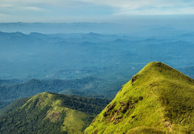 Mount Kumara / ಕುಮಾರ ಪರ್ವತ