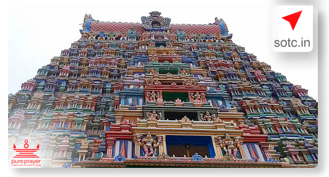 Srivilliputhur & Kanyakumari Darshan
