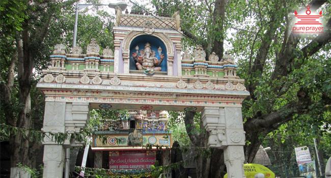 Dodda Ganapathi Temple / ದೊಡ್ಡ ಗಣಪತಿ ದೇವಸ್ಥಾನ