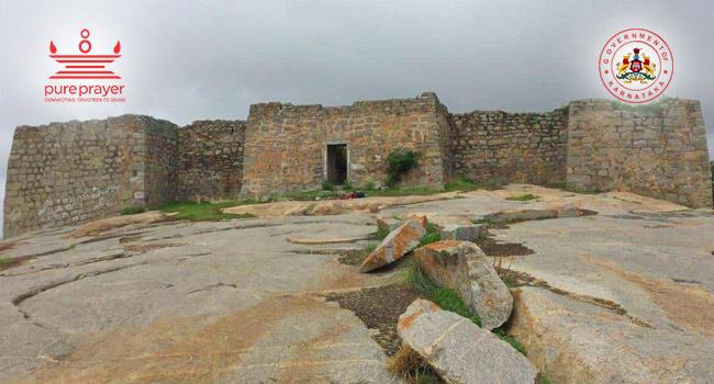 ಮಧುಗಿರಿ ಕೋಟೆ /  Madhugiri Fort