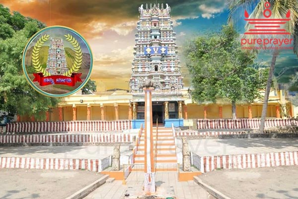 Tirumale Sri Ranganatha Swamy Temple - Magadi