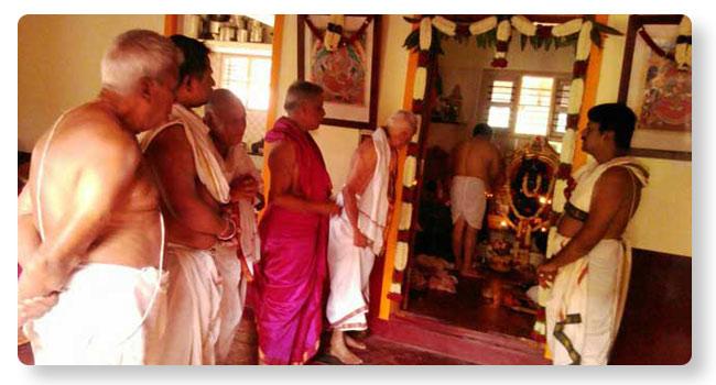 Sahasrachandradarshana Shanti / Satha Abisegam (80 years)