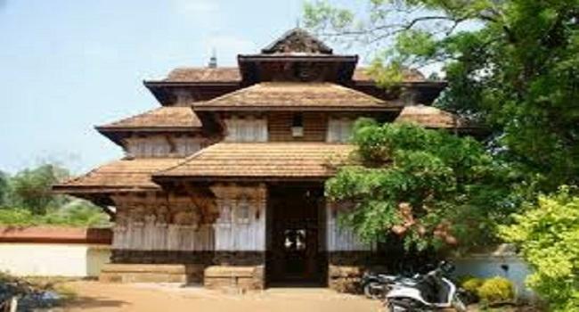 Thiruvanchikkulam Mahadeva Temple /...