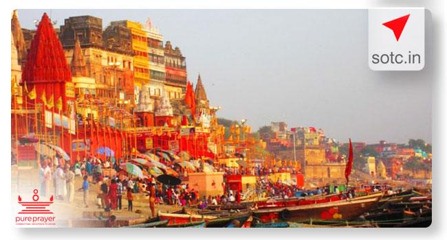 Varanasi-Gaya-Prayag Darshan