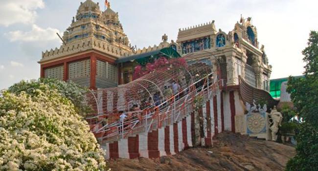 Ragigudda Anjaneya Temple / ರಾಗಿಗುಡ್ಡ ಆಂಜನೇಯ ದೇವಾಲಯ