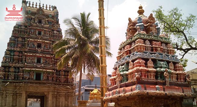Someshwara Temple, Ulsoor/ಸೋಮೇಶ್ವರ ದೇವಾಲಯ...