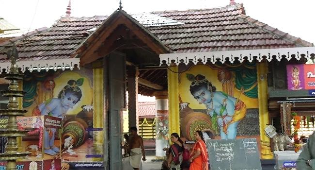 Thodupuzha Srikrishna Swamy Temple