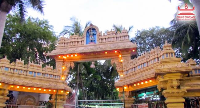 Sri Prasanna Anjaney Temple, Ragigudda / ಶ್ರೀ ಪ್ರಸನ್ನ...