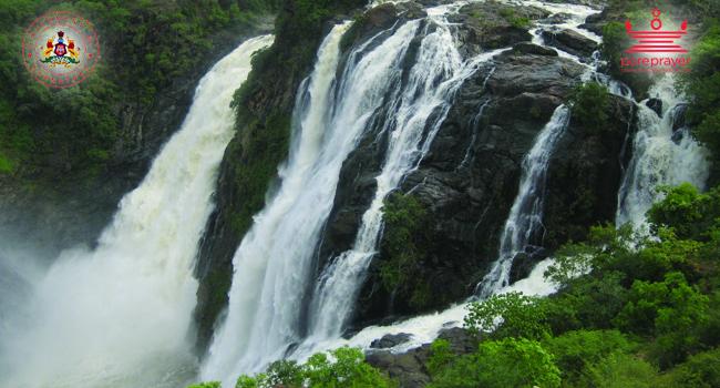 Gaganachukki falls / ಗಗನಚುಕ್ಕಿ ಜಲಪಾತ