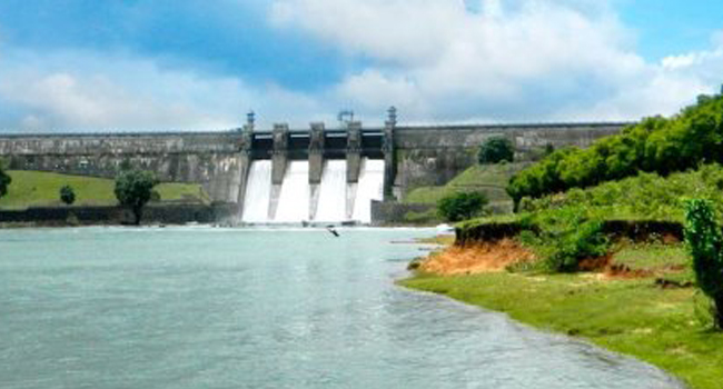 Harangi Dam / ಹಾರಂಗಿ ಜಲಾಶಯ