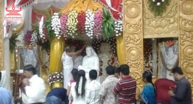 Sri Sai Baba Temple, Malleshwaram / ಸಾಯಿ ಬಾಬಾ...