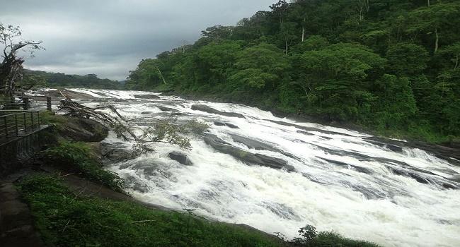Vazhachal  Water Falls