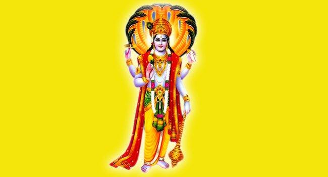 Vishnu Sahasranama Homa