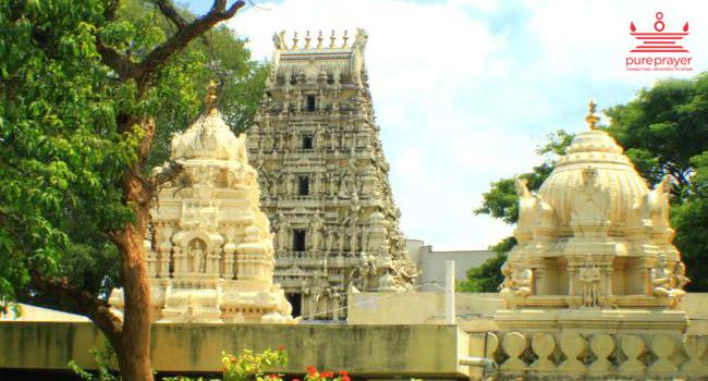 Kote Venkataramana Swamy Temple / ಕೋಟೆ ವೆಂಕಟರಮಣ...