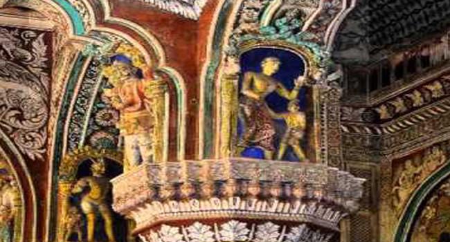 Thanjavur Royal Palace / தஞ்சாவூர் அரண்மனை