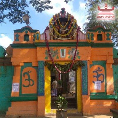 Shettihalli Anjaneya temple / ಶೆಟ್ಟಿಹಳ್ಳಿ...