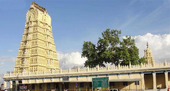 Sri Chamundeshwari Temple / ಶ್ರೀ ಚಾಮುಂಡೇಶ್ವರಿ...