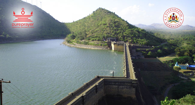 Vani Vilasa dam / ವಾಣಿ ವಿಲಾಸ ಅಣೆಕಟ್ಟು