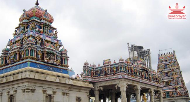Sri Meenakshi Sundareshwara Temple, Bannerghatta Road / ಶ್ರೀ...