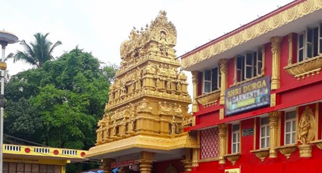 Sri Durga Parameshwari Temple, Mundakur