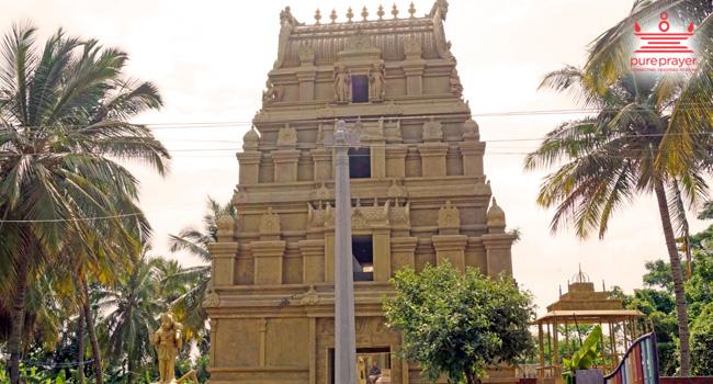 Sri Lakshmi Venkateshwara Swamy Temple – Kunigal