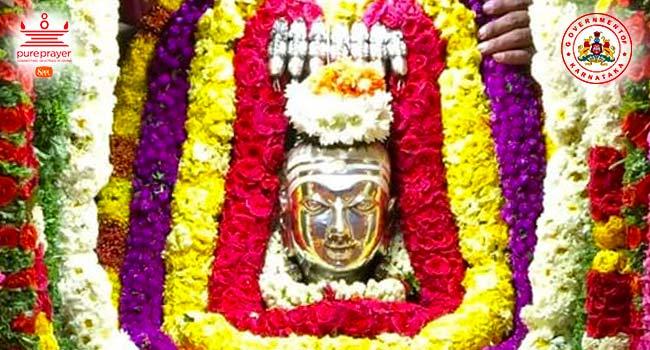 Yediyuru Siddhalingeshwara temple: