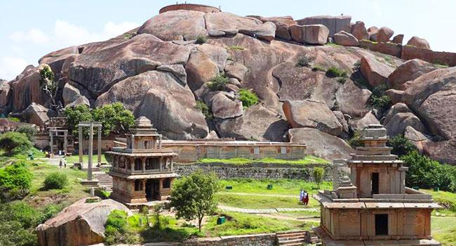 Chitradurga Fort / ಚಿತ್ರದುರ್ಗದ ಕಲ್ಲಿನ...